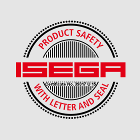 Logo certifica ISEGA